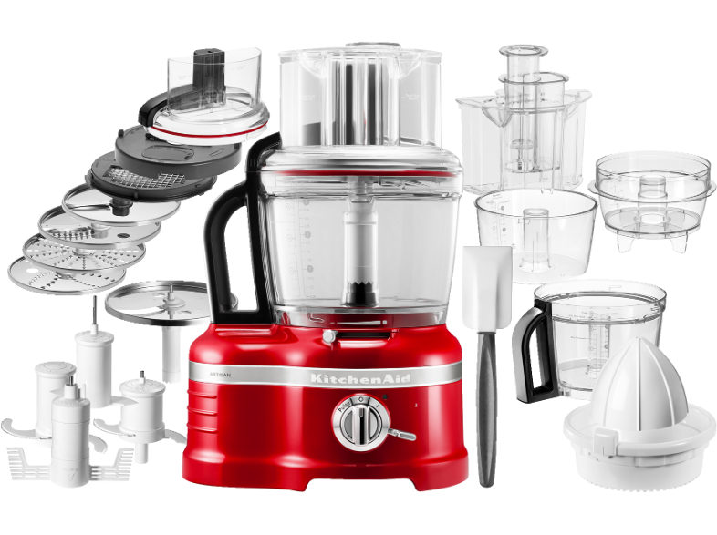 Kitchenaid Artisan Food Processor Red