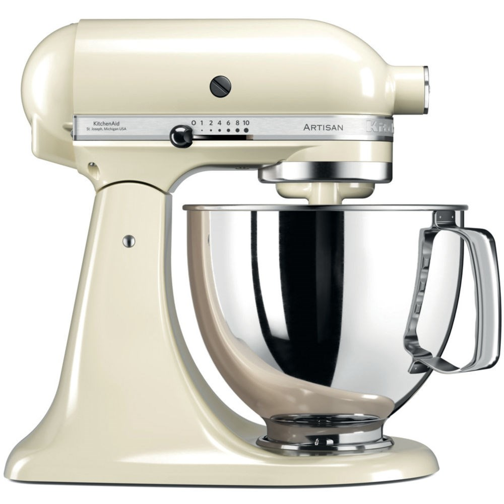 Robot da cucina Artisan KitchenAid crema - KitchenAid - Piccoli ...
