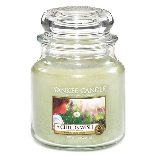 A Child's Wish Giara MEDIA YANKEE CANDLE