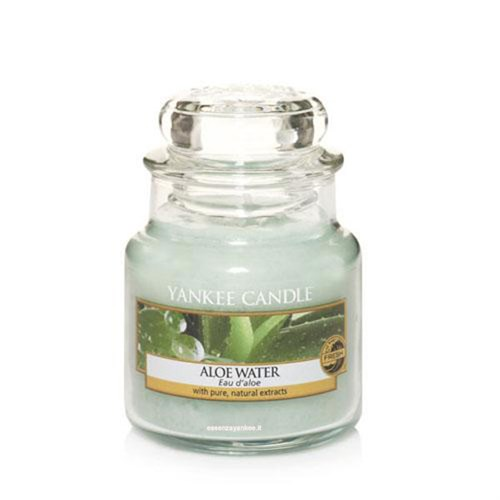 ALOE WATER giara piccola YANKEE CANDLE