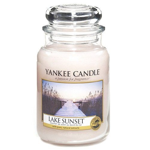 Lake Sunset Giara grande YANKEE CANDLE