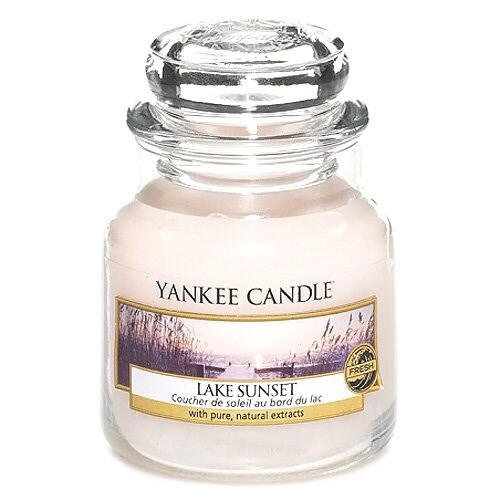 Lake Sunset Giara piccola YANKEE CANDLE