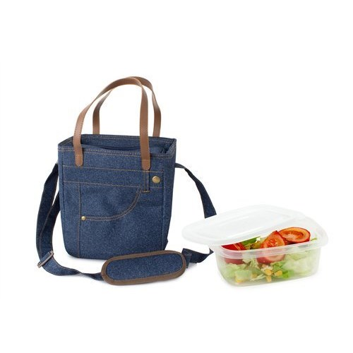 Lunch bag Jeans & Co. azzurro Balvi