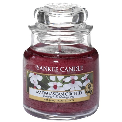 Madagascan Orchid giara media YANKEE CANDLE