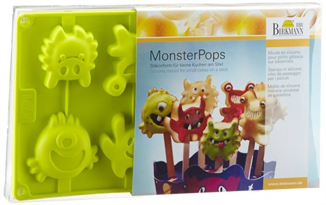 Monster pops set Birkmann