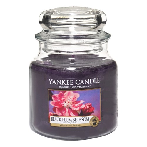 Yankee candle Black Plum Blossom giara media