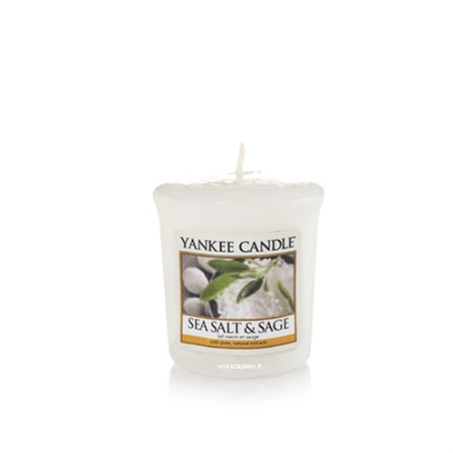 Yankee Candle votivo Sea salt & sage