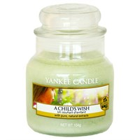 A Child's Wish Giara piccola YANKEE CANDLE