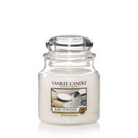 Baby Powder Giara media YANKEE CANDLE