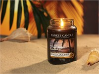Black coconut Giara media 1254004E YANKEE CANDLE