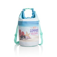 Brandani BORSA WATERPROOF BEST SUMMER HOLIDAYS 15LT PVC