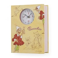 Brandani Libro Orologio Pinocchio Collection