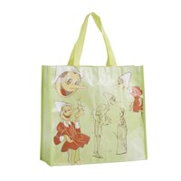 Brandani Shopping Bag Il grillo parlante e Geppetto Pinocchio collection
