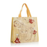 Brandani Shopping Bag mANGIAFUOCO Pinocchio collection