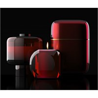 Kartell Fragrances Candela Dice Kartell rosso ad-red-naline