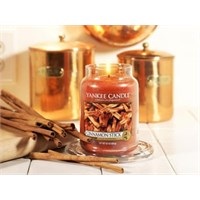 Cinnamon stick giara media YANKEE CANDLE