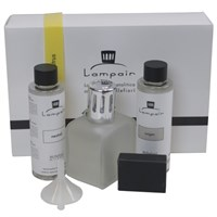 Conf. regalo Lampair + due profumi da 200 ml. Mango & Papaya Millefiori