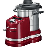 Cook Processor Rosso Mela Metallizzato KitchenAid