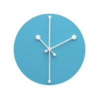 Dotty clock Alessi