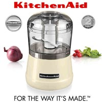 Tritatutto Food Chopper col crema KitchenAid
