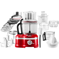 Food Processor 5KFP1644 rosso mela metallizzato KitchenAid
