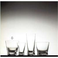 Hitoshi 12 bicchieri double old fashion / acqua COLLE CRISTALLERIA