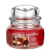 Just for you candela in Giara 312 gr (11 oz) Village Candle