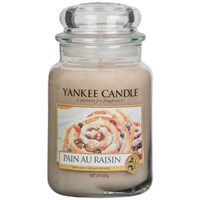 Pain au Raisin Giara media YANKEE CANDLE