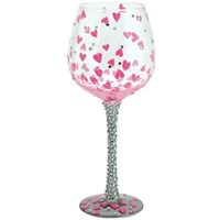 Pretty Girl WINE GLASS LOLITA