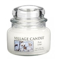 Pure Line candela in giara 11 oz Village Candle
