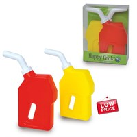 Set 2 Dispenser per salse