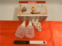 Set decora Cupcake Zenker