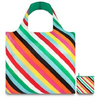 Shopper decoro Pop Stripes LOQI