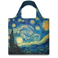 Shopper decoro Vincent Van Gogh The starry night LOQI