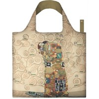Shopper decoro Gustav Klimt LOQI