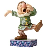 Eolo - Sneezy Sway Disney Traditions Jim Shore Enesco