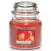Spiced Orange Giara Media YANKEE CANDLE
