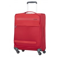 Valigia trolley Grande Herolite super Light  Rosso American Tourister