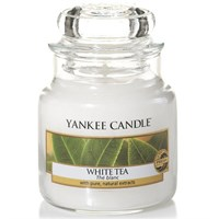 White tea giara piccola YANKEE CANDLE
