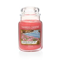 Yankee Candle Garden by the sea Giara grande